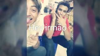 Hey irmão - Projota