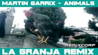 Martin Garrix - Animals la Granja REMIX