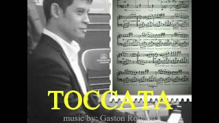 Paul Mauriat - TOCCATA - Gaston Rolland (cover piano partiture download link)