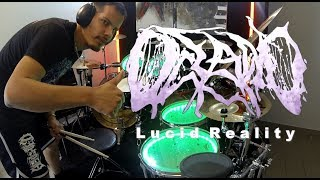OCEANO - Lucid Reality - Drum Cover