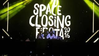 Carl Cox & Pepe Rosello Space Ibiza Closing Fiesta