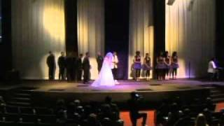 Elijah Kelley Sings at Blake & Liz Wedding
