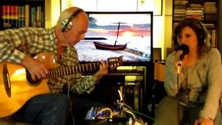 Paula Suarfink Voz & Daniel Talevi Guitarra Acustica, Antonio Carlos Jobim Wave