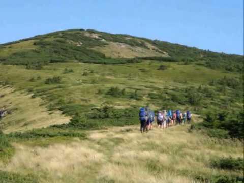 Summer trekking tours in the Ukrainian Carpathians