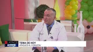 Dr Manuel Jimenez y los ataques al corazón