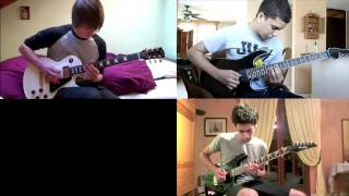 Blessthefall - Promised Ones (Triple Guitar Cover HD)