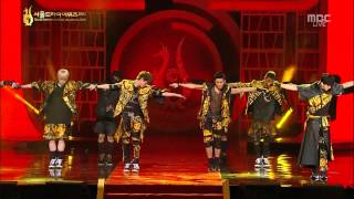 130905 B.A.P - BADMAN @ 2013 Seoul International Drama Awards [1080P] width=
