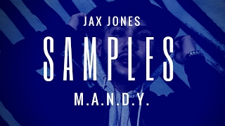 Jax Jones Samples M.A.N.D.Y. & Booka Shade