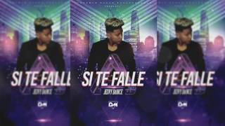 Si Te Falle - Jeivy Dance [Original]