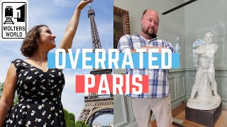The Most Overrated Attractions & Sights in Paris