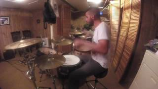 SallyDrumz - Dance Gavin Dance - Betrayed By The Game Drum Cover