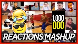 Running Man Challenge Vine Compilation Reaction's Mashup (1 MILLION VIEWS SPECIAL)
