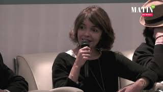 CCGM 2020: Intervention de Yasmine Chami, anthropologue et écrivaine
