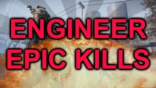 WARFACE: Epic Engineer Kills and Deaths
