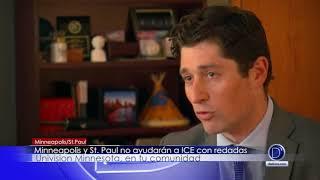 Minneapolis y St Paul no ayudaran a ICE con redadas
