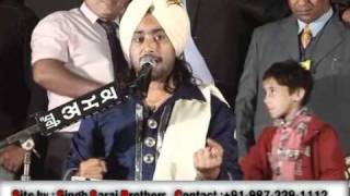 Ashiquan ne Siddiyan Hi laiyan Paurhiya - Satinder Sartaj's live Performance at Kapurthala HD