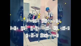 Jeminho patolino batera forró vumbora cover /música fala pro papai que você  quer