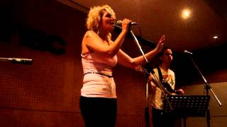 DANIELA GALBIN - A ROOM IN THE SKY LIVE AT FNAC