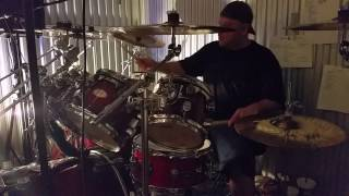 Ghost Stand by Him Drum Cover