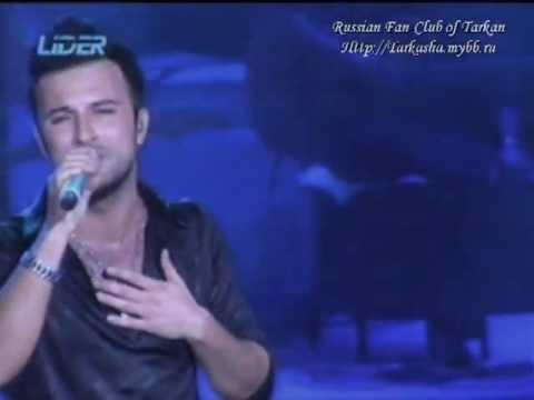 Tarkan «Istanbul Agliyor» Live Baku Konser 2008   tarkasha.com