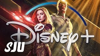 Disney+ MCU Shows Connect Even More to Movies | SJU