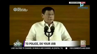 Duterte to police: Abuse your authority and there will be a hell to pay