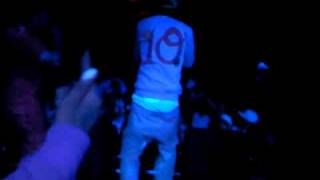 "NIPSEY HUSSLE PERFORMING LIVE ""GRIND MODE"" @ 4THNB SD"