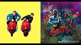 Superfruit vs. J Balvin - GUY.exe vs. Mi Gente