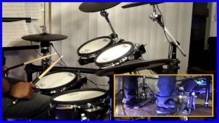 Cold Sweat Drum Cover