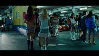 """Fast and Furious: Tokyo Drift - Parking garage scene. """"Teriyaki boyz"""" [Blu-ray, 4K]"""