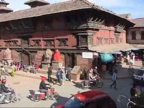 NEPAL-パタン ダルバール広場