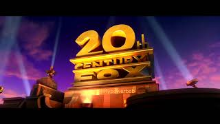 20th Century Fox intro, but the pauses are awkwardly long