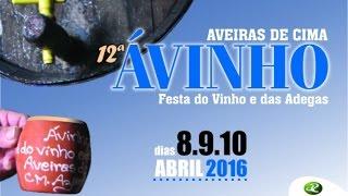 Á VINHO AVEIRAS 2016 Inauguração, Augusto Canário 8-4-2016
