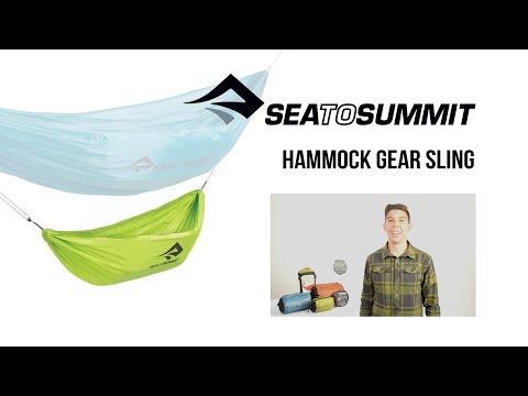 Porta equipamentos Gear Sling (Rede equipamentos) - Sea to Summit