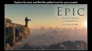 Epic Cinematic Music with Sound Effects - Royalty-free AudioJungle