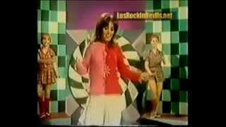 Los Rockin Devil's - UNA CHICA YE YE - La Chica Yeye - Blanca Blanquita Estrada