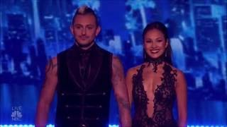 The Results Show (Part2) | Semi-finals 1 | America's Got Talent 2016
