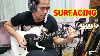 Slipknot - Surfacing Guitar Cover By BleerHeat