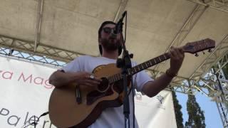 """""""Il Mio Sguardo Di Te""""Giò Sada & BarismoothSquad live@PalermoChiamaItalia"""