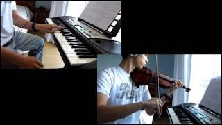 Naruto - Despair - Violin & Piano Cover