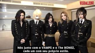 the GazettE - VISUALZINE (PT-BR)