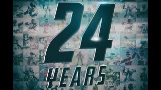 POWER RANGERS 24 YEARS - Unstoppable (24th Anniversary Tribute Video)  | Power Rangers Tribute MV