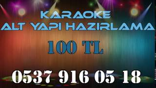 Merve Özbey -  Helal Ettim (Karaoke MD Alt Yapı)