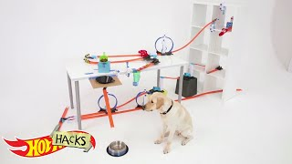 Puppy Play | Hot Hacks | Hot Wheels