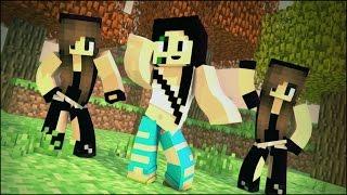 Metralhadora do Falsete (Paródia Banda Vingadora) - Versão Minecraft ‹ RickMarin ›
