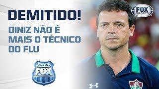 FERNANDO DINIZ DEMITIDO! Quem deve assumir o Fluminense?