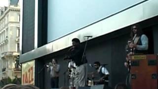 Charles Bradley live @ Vienna 12th July 2011