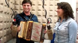 Minhotos Marotos desgarrada na Radio Geice FM