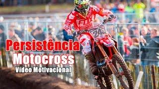 Motivação Motocross - Persistência - Vídeo Motivacional (NÃO DESISTA)