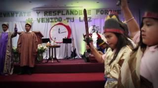"""Iglesia de Dios Fuente de Los Milagros """"Culto de Ninos"""""""